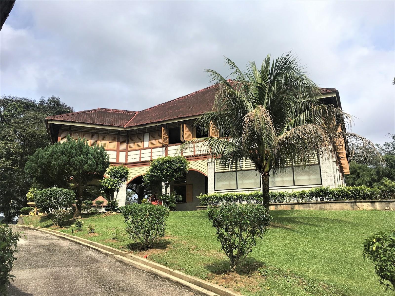 Menghayati Sejarah Zaman Kegemilangan Perlombongan Bijih Timah Di Muzium Sungai Lembing, Pahang