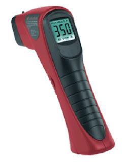 Termometer Inframerah - berbagaireviews.com