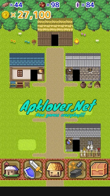 The Villages Beginning MOD APK