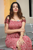 Diksha Panth in a Deep neck Short dress at Maya Mall pre release function ~ Celebrities Exclusive Galleries 076.JPG