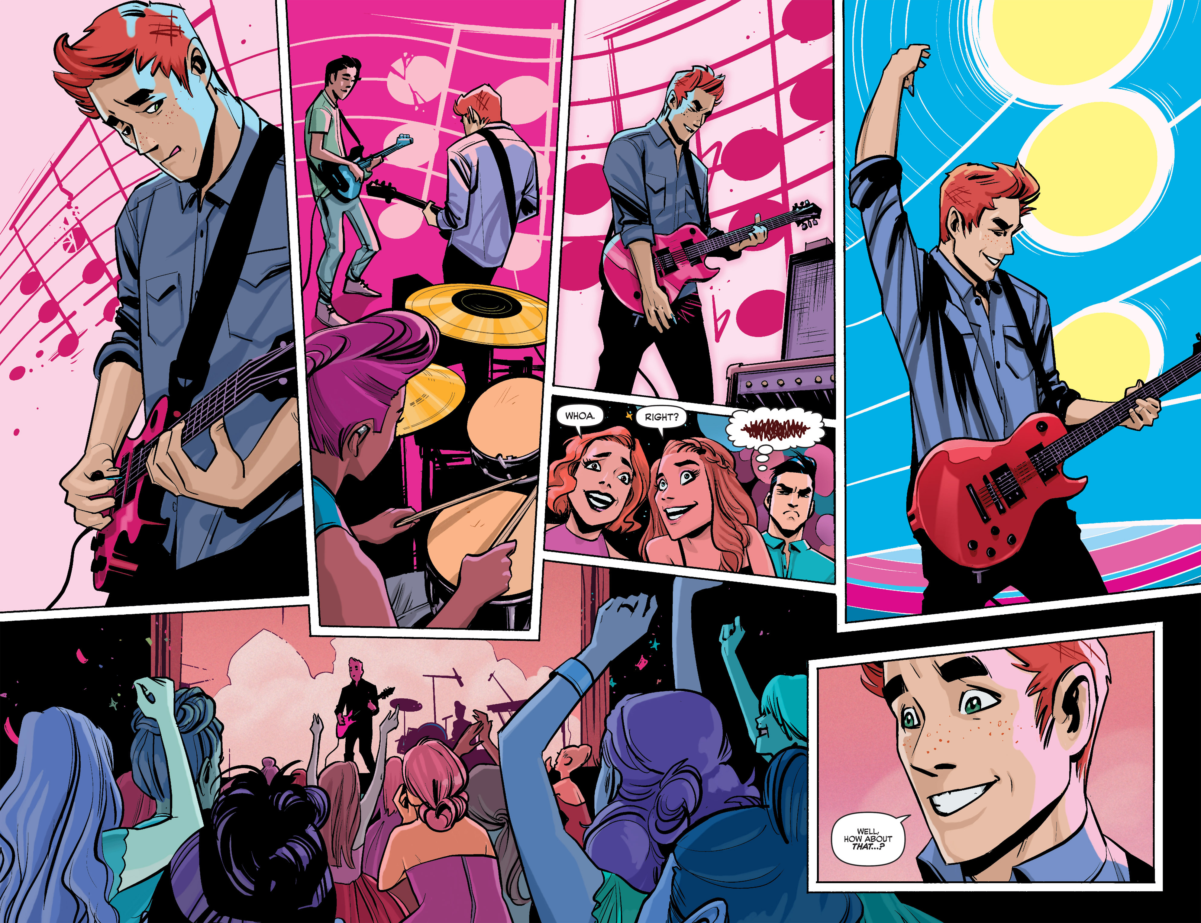 Read online Archie (2015) comic -  Issue #1 - 18