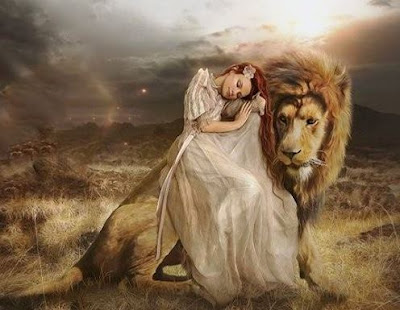 The Lion of Judah by Deborah Waldron Fry