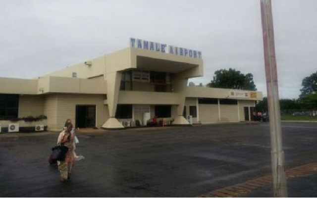 Tamale airport expansion fully funded by GACL – Mahama