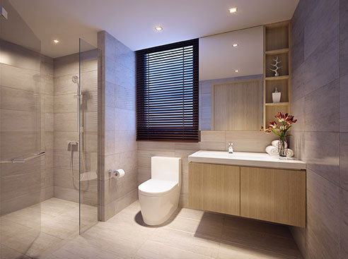 Westwood Residences - Bathroom