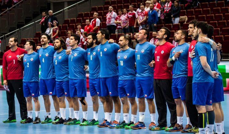 Chile mundial handballl