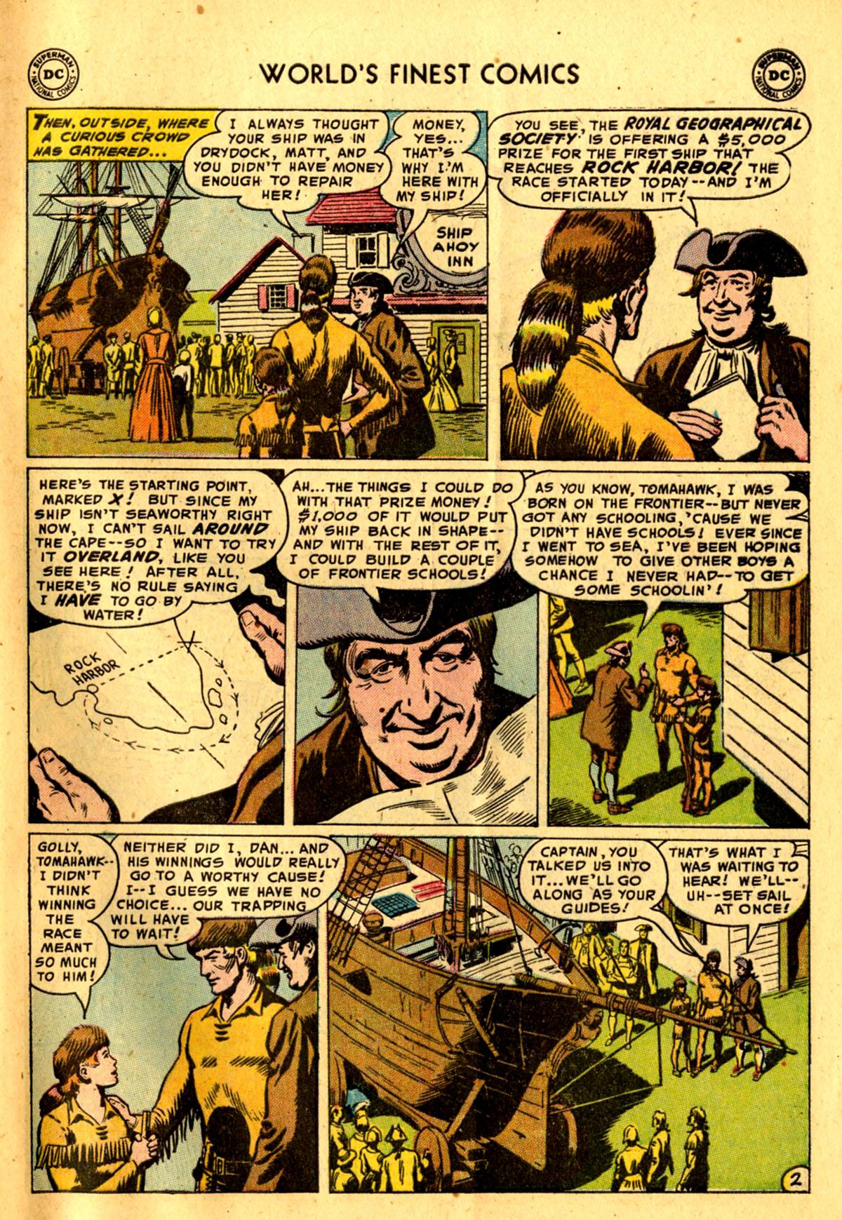 Read online World's Finest Comics comic -  Issue #76 - 29