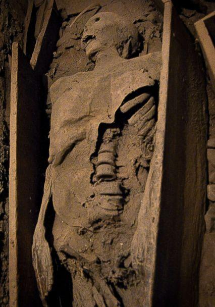 800-year-old head of Irish 'crusader' stolen from church in Dublin
