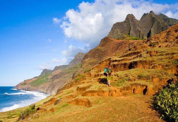 Hiking dan Mendaki di Kauai