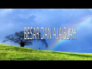 Chord Lagu Rohani : BESAR DAN AJAIBLAH KARYAMU