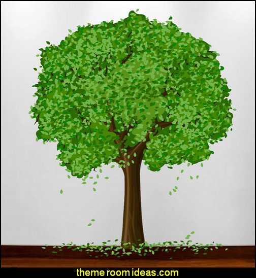 tree wall mural decal stickers wall decorations wall decals wall murals theme bedrooms