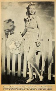 Carole Landis 1940