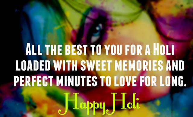 Happy Holi Wishes, Quotes, Messages for Facebook Whatsapp Status