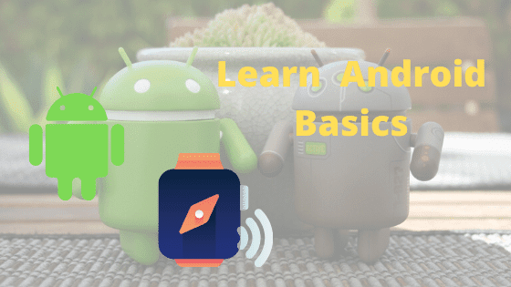 Basics of Android course download for free