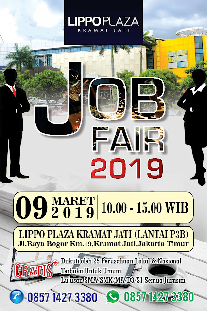 Job Fair Maret 2019 Lippo Mall