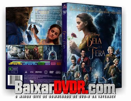 A Bela e a Fera (2017) DVD-R OFICIAL