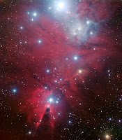 NGC 2264 and the Christmas Tree cluster