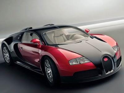 Foto Mobil Keren Bugatti Veyron Grand