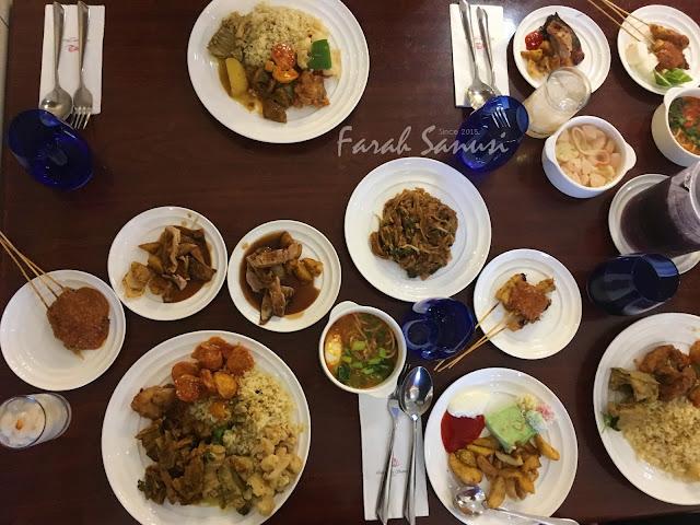 Buffet Ramadhan Hotel Seaview Langkawi