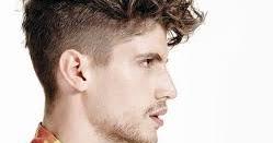 15 Potongan Rambut Pria Keriting Keren Cahunit Com