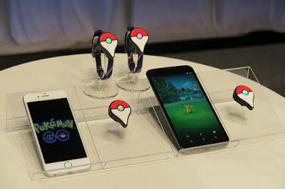 Pokémon Go Pokémon Go Plus celulares