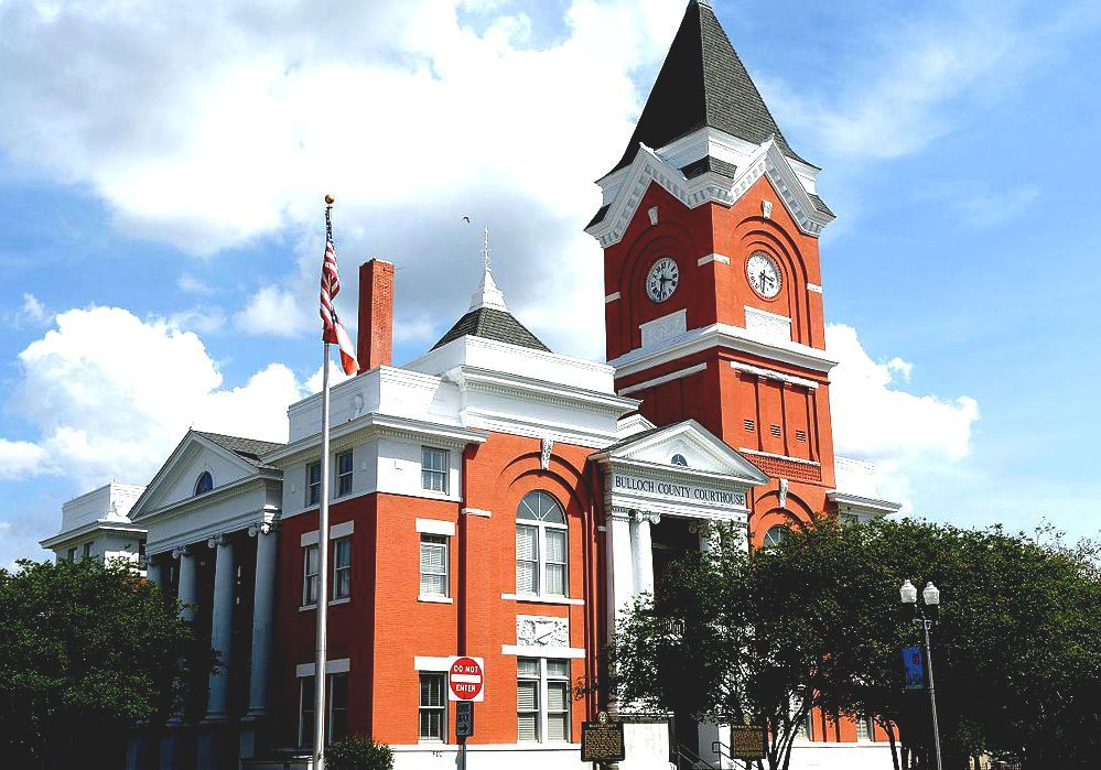 My Reference: Bulloch County Courthouse - Bulloch County