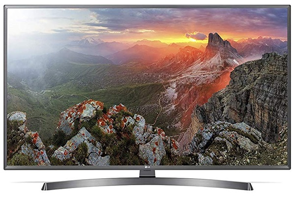 LG 55UK6750PLD: Smart TV 4K de 55'' con control por voz ThinQ