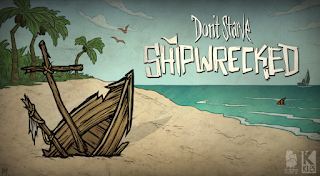 Don't Starve Shipwrecked debiutuje na Steam