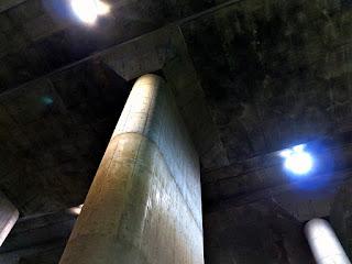 首都圏外郭放水路・地下神殿
