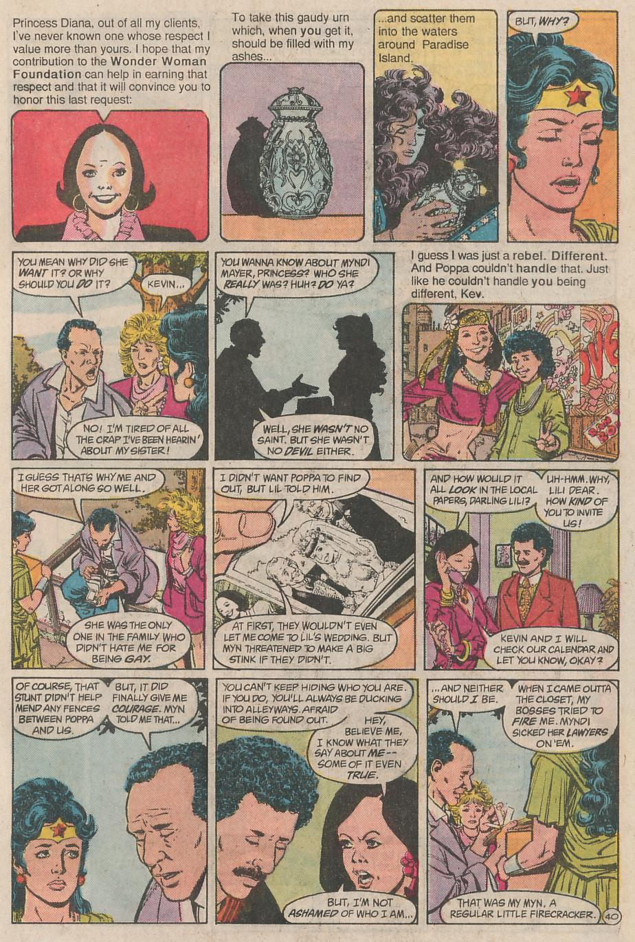 Read online Wonder Woman (1987) comic -  Issue # Annual 1 - 41