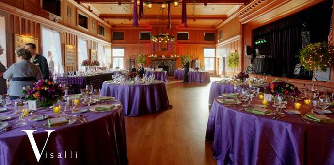 Corinthian Yacht Club of Cape May Wedding Venue