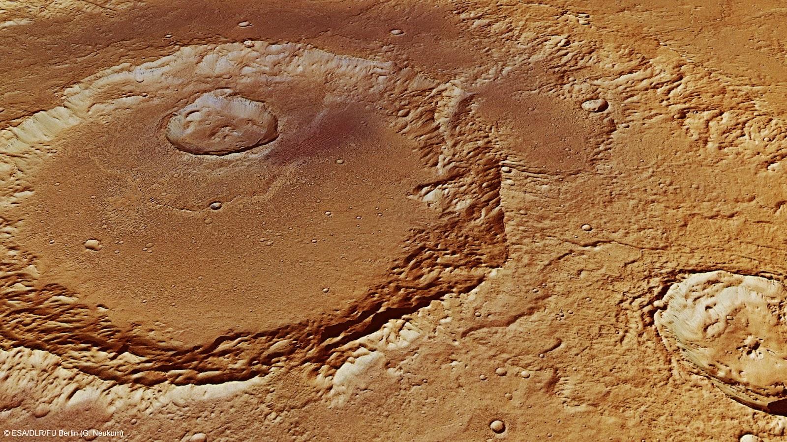 марс занимает место от солнца