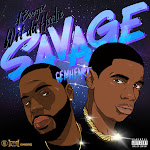 Gem Heart - Savage (feat. A Boogie wit da Hoodie) - Single  Cover