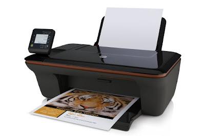 HP DeskJet 3055A Printer Driver Download