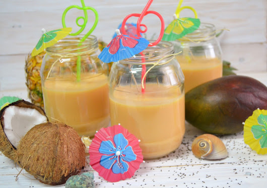 SMOOTHIES TROPICAL