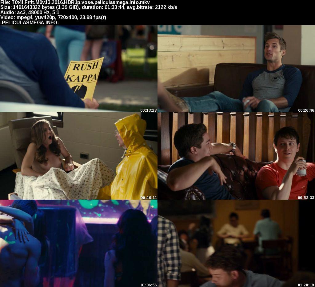 Descargar Total Frat Movie Subtitulado por MEGA.