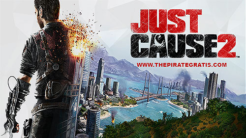 Download Just Cause 2 (PC) Completo PT-BR via Torrent