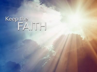 """Resultado de imagem para """"Faith thrives when there is no hope but God""""."""