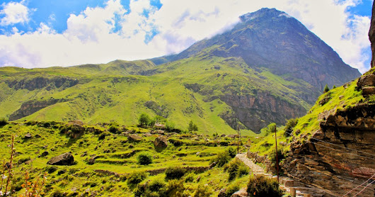 A Trek to Valley of Flowers & Hemkund Sahib - Day 4, 5 & 6
