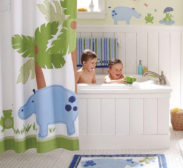 Beberapa Ide Desain Untuk Kamar Mandi Anak
