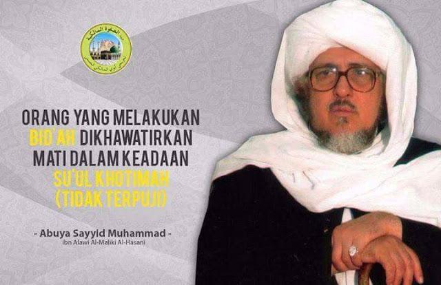 35 Mutiara Hikmah Sayyid Muhammad bin Alawi alMaliki