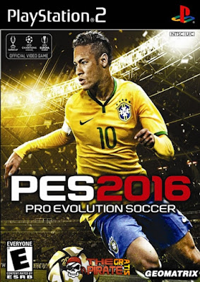 Pro Evolution Soccer 2016 (PES 2016) PS2 Download Torrent e Mega Completo