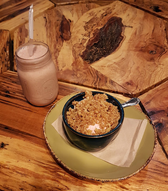 Best Vegan Restaurants Salem Massachusetts Life Alive Ice Cream Smoothie