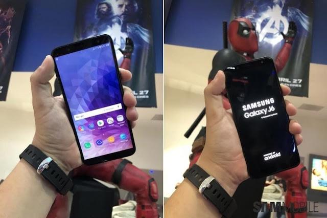 Segera Rilis, Inilah Bocoran Samsung J4 dan J6 (2018)