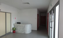reception urgence a djerba clinique