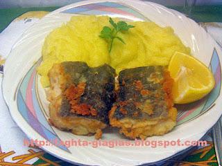 Σκορδαλιά ή Αλιάδα με πατάτα - από «Τα φαγητά της γιαγιάς»