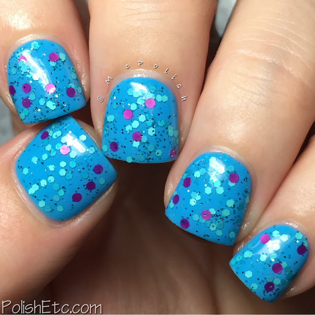 Whimsical Ideas by Pam - Summer 2016 Collection - McPolish - Show and Teal
