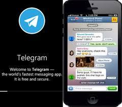 برنامج تلغرام لنوكيا