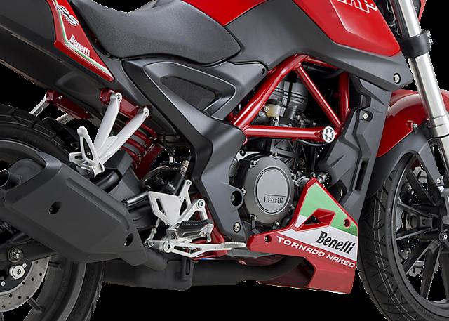 Benelli TnT25 2016 Berharga RM12,990?