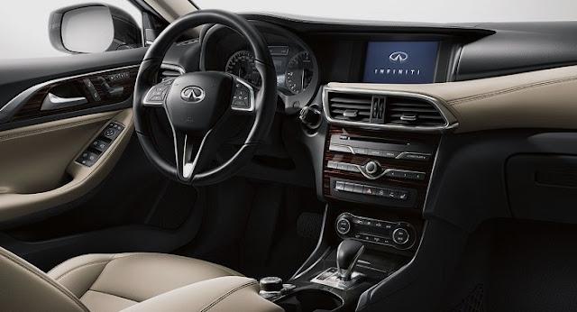 2018 Infiniti QX30 Interior Redesign