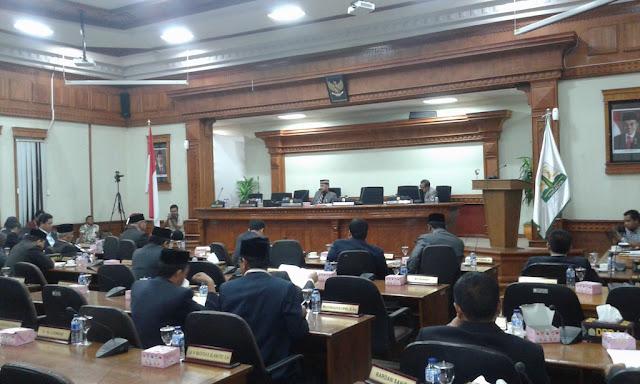 DPR Aceh Reposisi Wakil Pimpinan Dari Partai Golkar